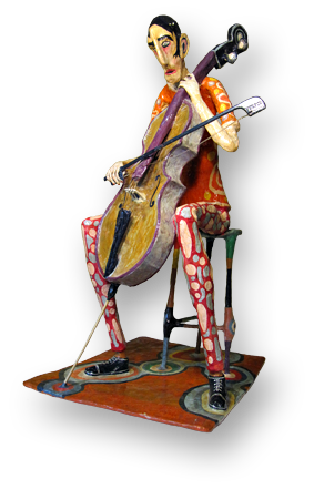 Cellist